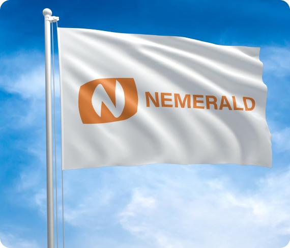 flag nemerald